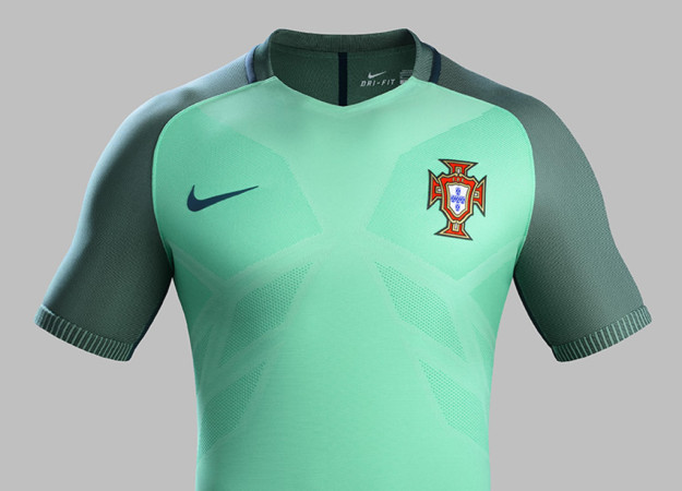 Portugal 2016 National Away Kit, Jersey