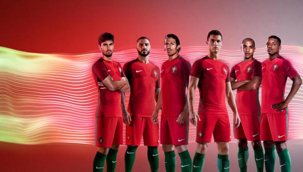 Portugal 2016 National Home Kit