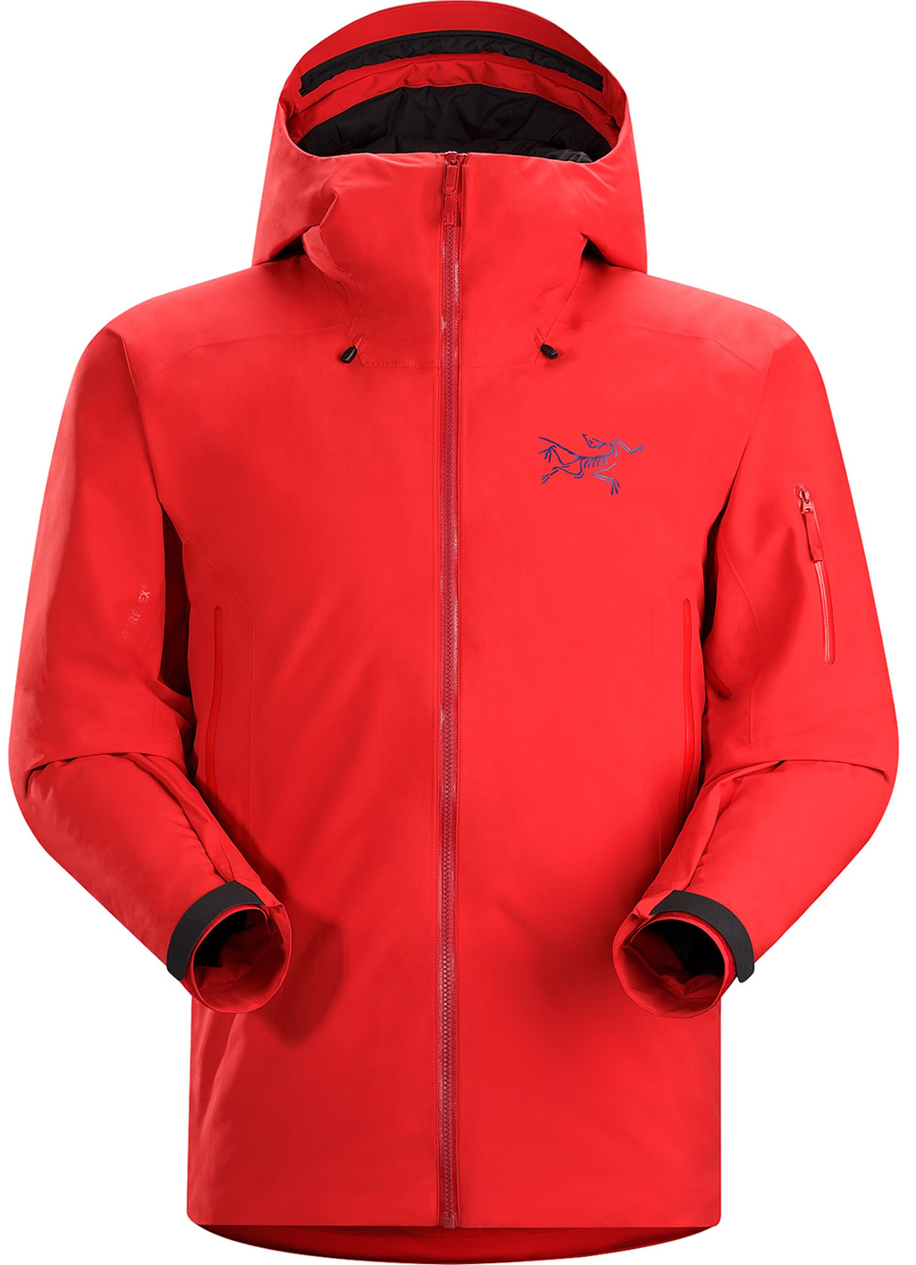 Red Fissile Gore-Tex Jacket