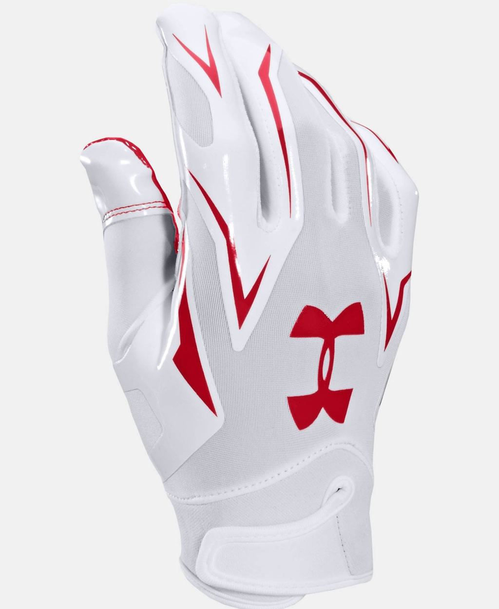 under armour men 39 s f4 football gloves. Black Bedroom Furniture Sets. Home Design Ideas