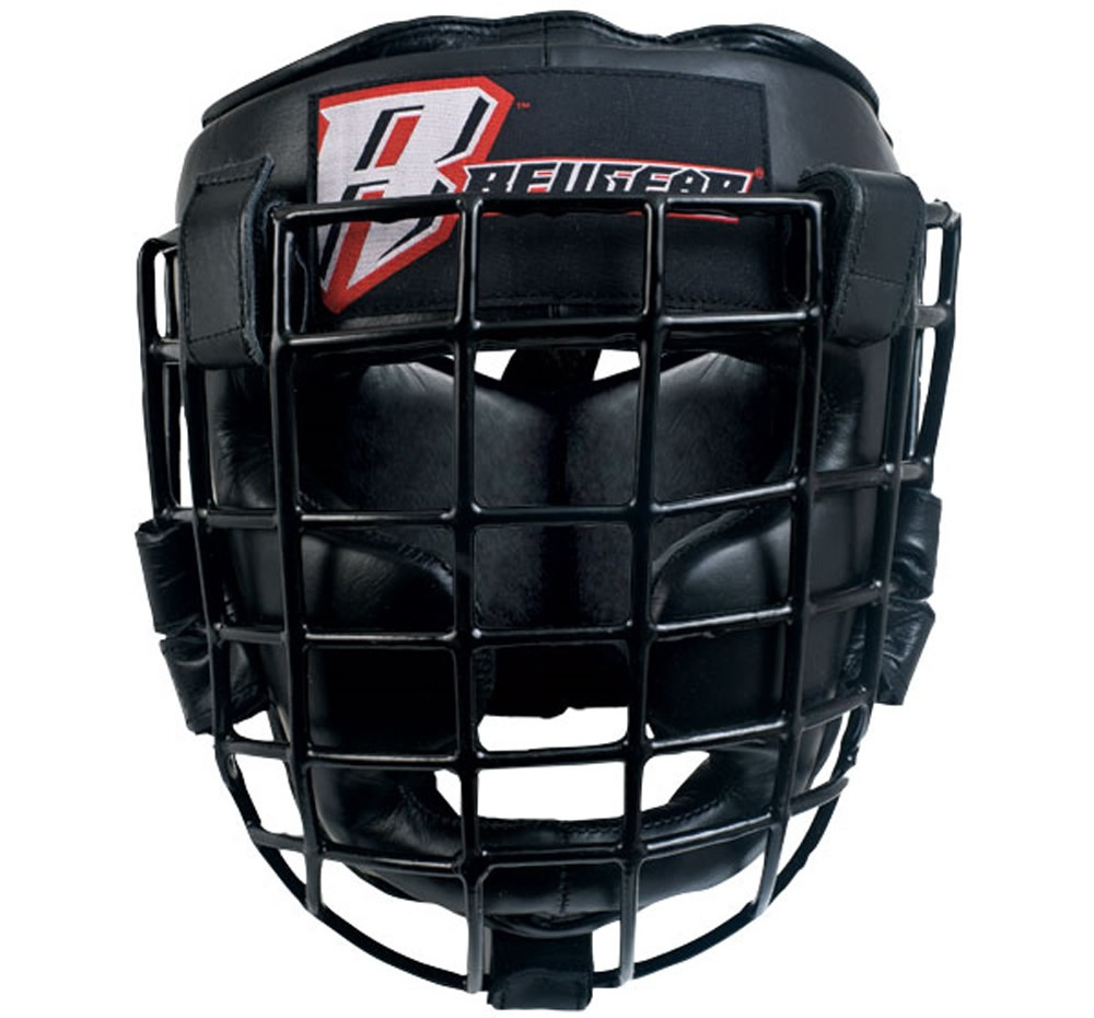 Reliable Headgear With Face Cage By Revgear
