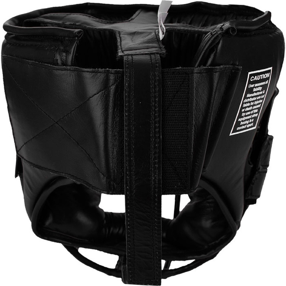 Revgear Boxing Headgear with Face Cage, Back