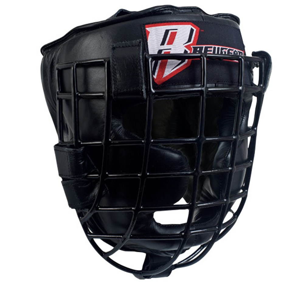 Revgear Boxing Headgear with Face Cage