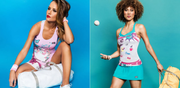 Spring 2016 Tennis Collection for Women