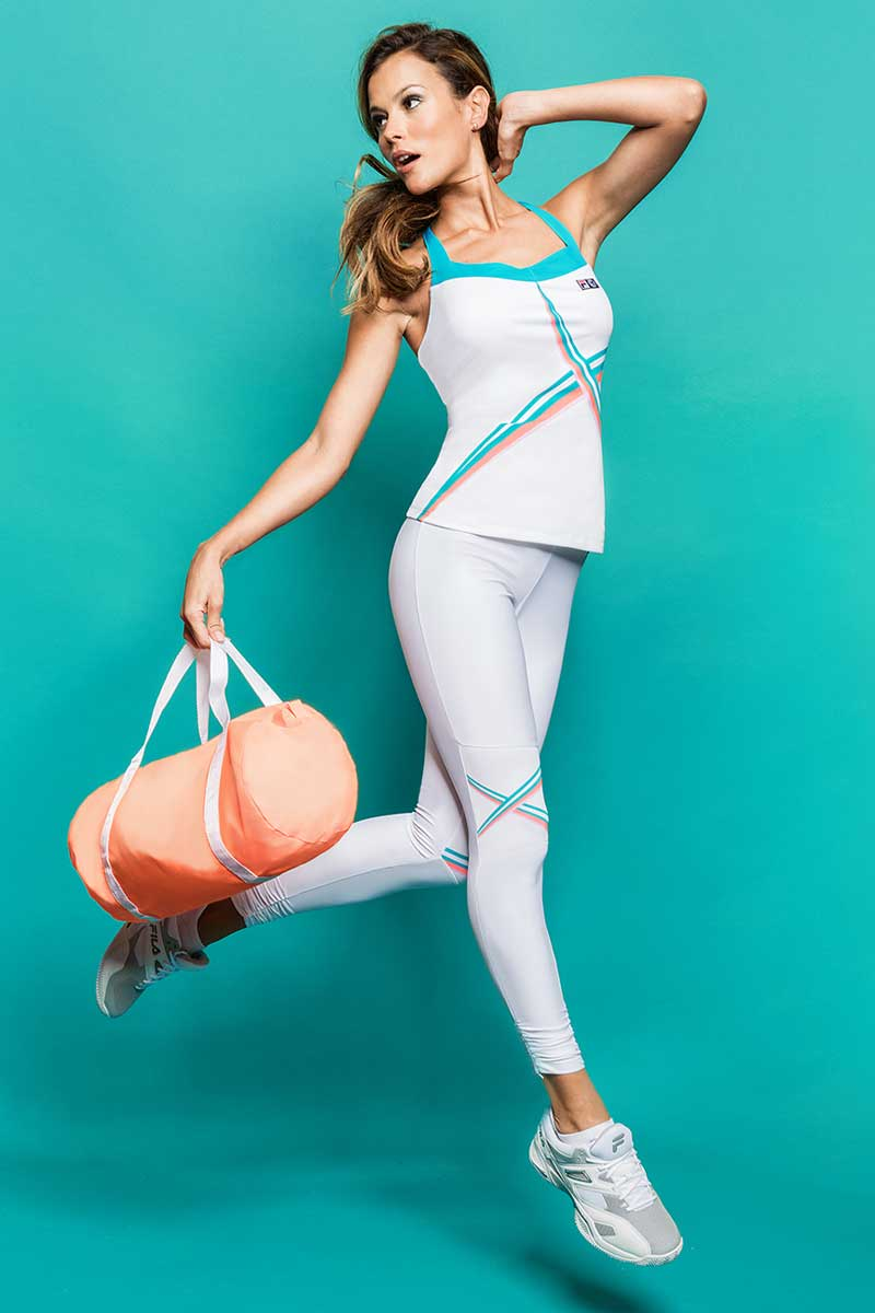 Spring 2016 Tennis Collection for Women by FILA
