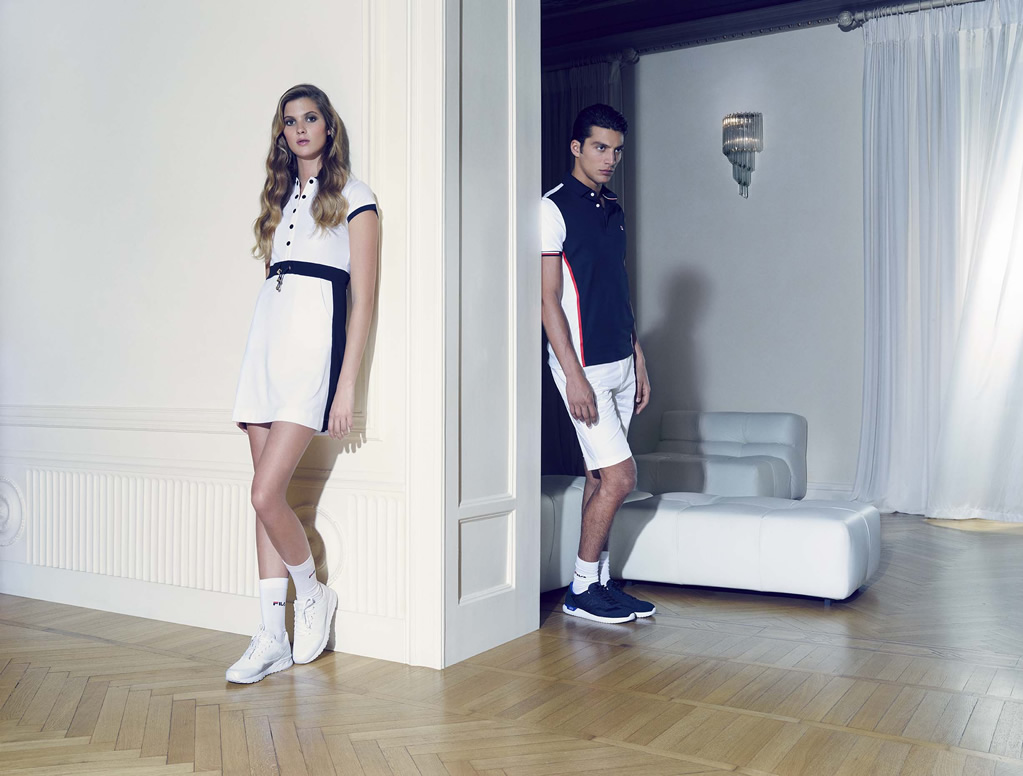 Spring-Summer 2016 Collection by Ginny H. for FILA Hong Kong