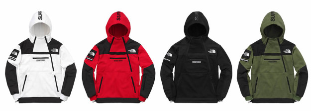 2016 Spring Summer Collection By Supreme Amp The North Face