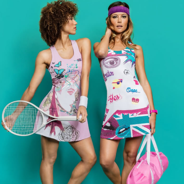 Tennis Collection for Women, Spring 2016
