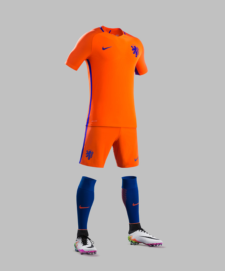 The Netherlands 2016 National Home Kit