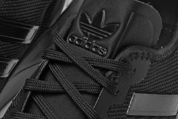 796949820 The Adidas ZX Flux Racer Receives A Black Colorway