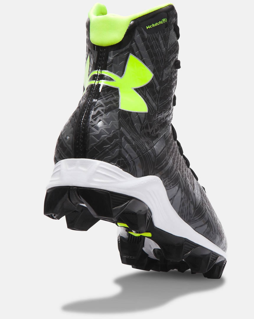 862dd236f0ad6 Under Armour lacrosse cleats for kids. UA Highlight RM Jr ...
