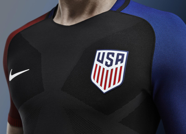 USA Away Kit by Nike