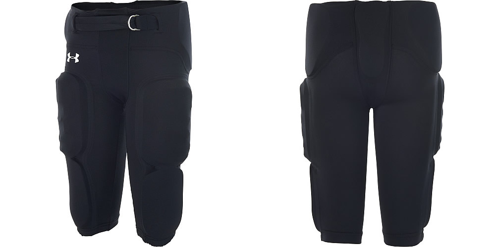 Under Armour football pants for men