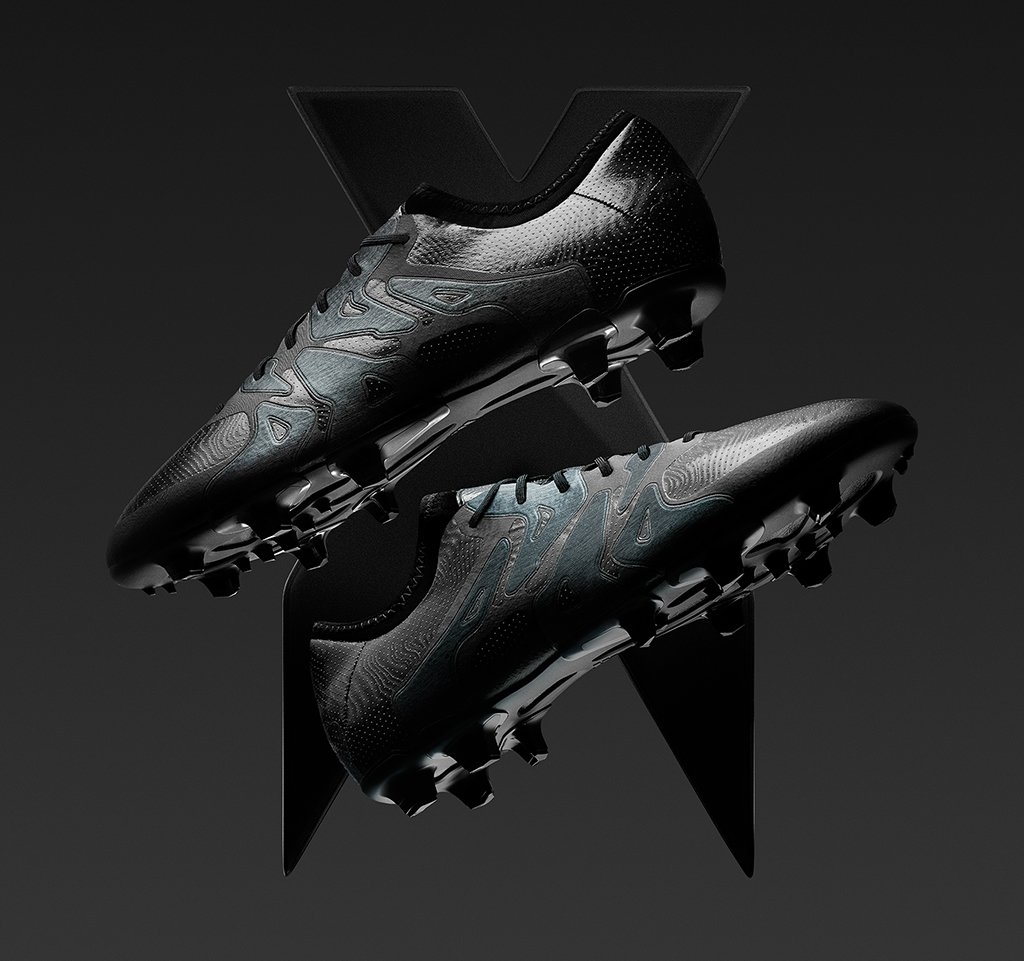 X16 Football Boots Fluid & Etch Pack By Adidas