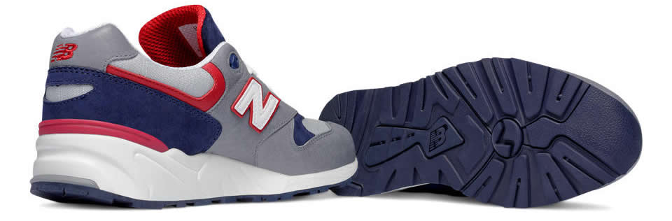 999 Sneaker Lost Worlds by New Balance, Sole