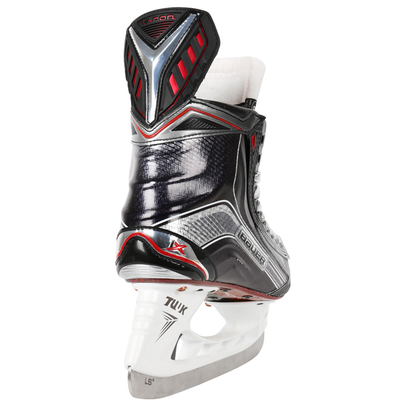 Bauer Vapor 1X Sr. Ice Hockey Skates, Back