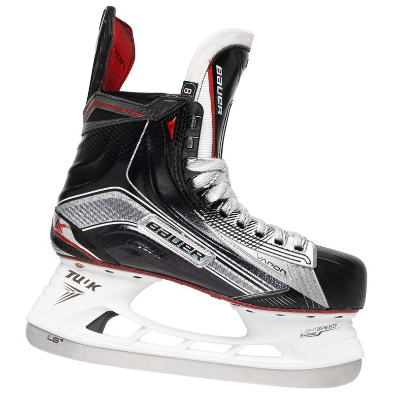 Bauer Vapor 1X Sr. Ice Hockey Skates, Side View