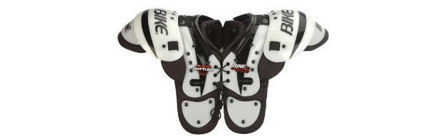 Bike Rattler BYSH12 Youth Football Shoulder Pads