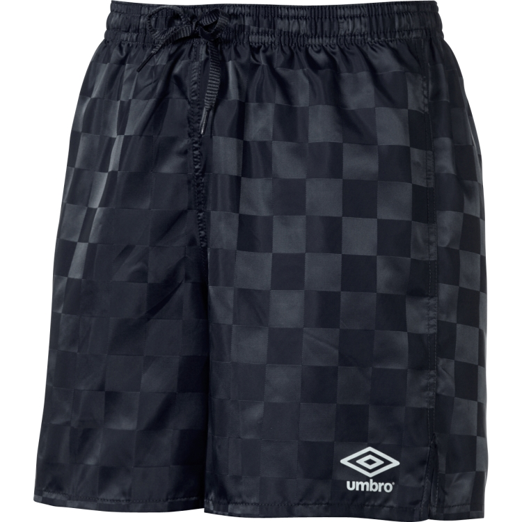Black Youth Soccer Shorts by Umbro