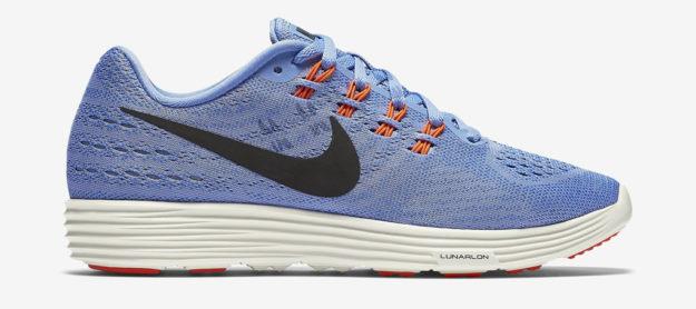 Blue Nike Women's LunarTempo 2