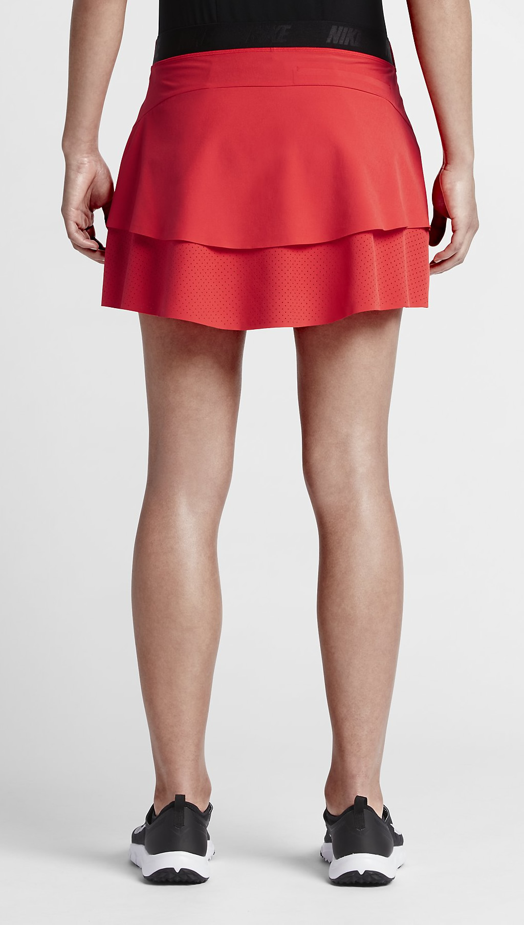 Crimson Nike Women's Golf Skort, ...