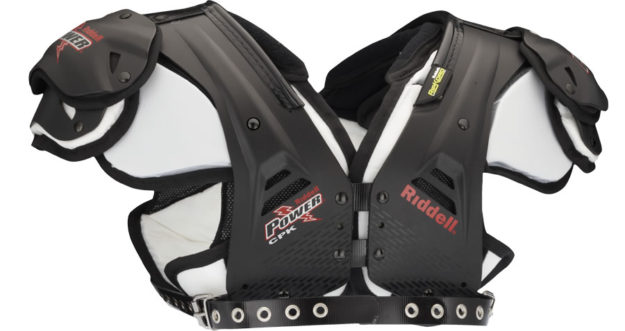 Custom American Football shoulder pads
