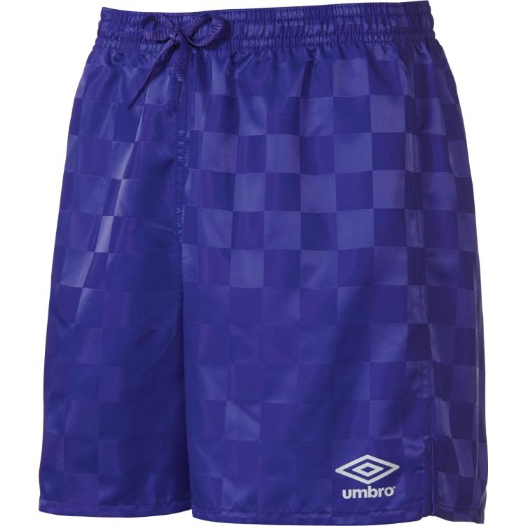 Deep Blue Umbro youth soccer shorts