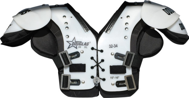 Douglas JP 36 Series Youth Football Shoulder Pads
