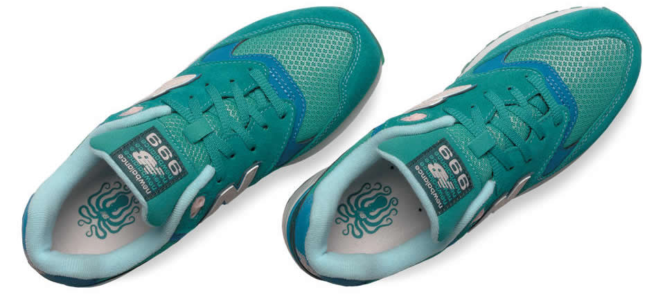 Galapagos New Balance 999 Sneaker Lost Worlds