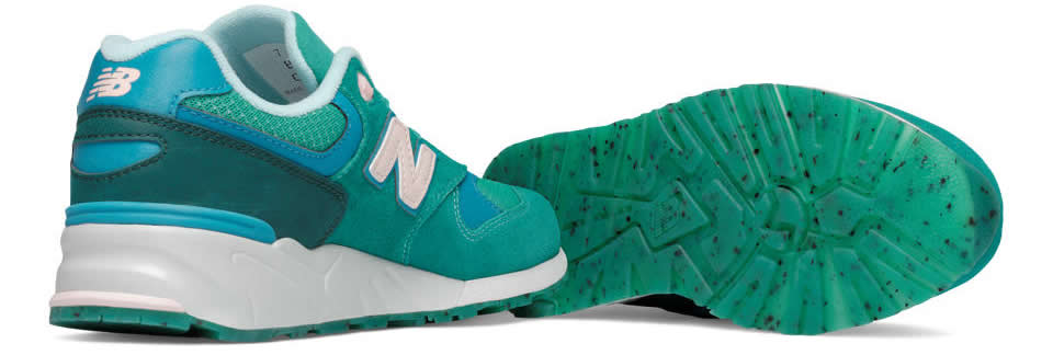 Galapagos New Balance 999 Sneaker, Sole
