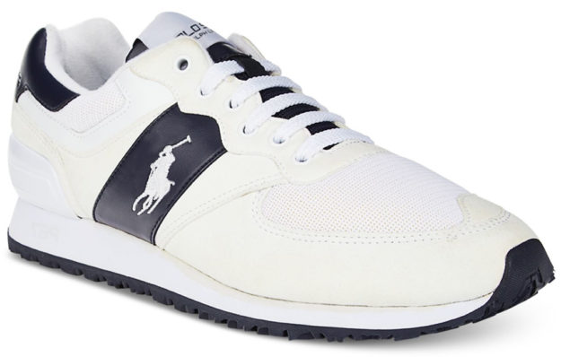 Men\u0027s Slaton Sport Sneaker by Polo Ralph Lauren