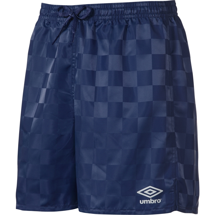 Navy Youth Soccer Shorts by Umbro