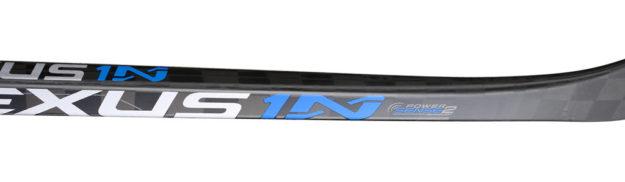New Bauer hockey stick