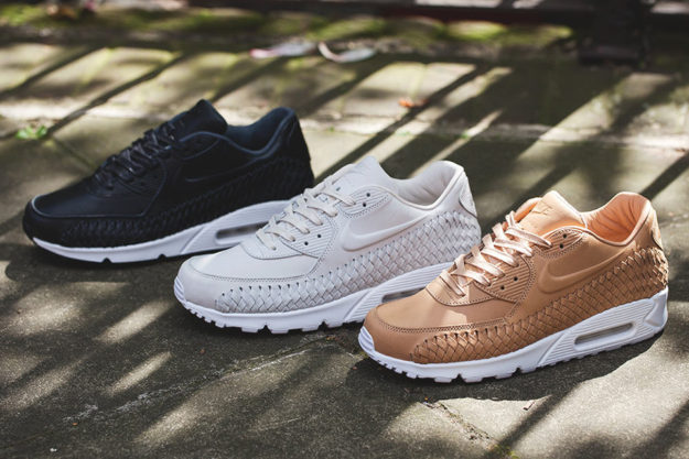 Feast Your Eyes On The Nike Air Max 90 Woven! f7149e08c
