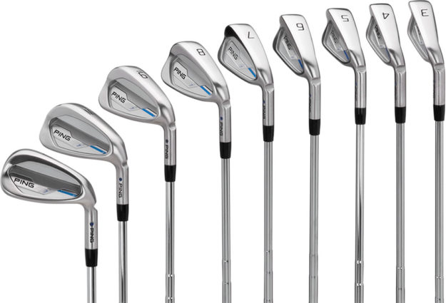 Ping i Players Irons
