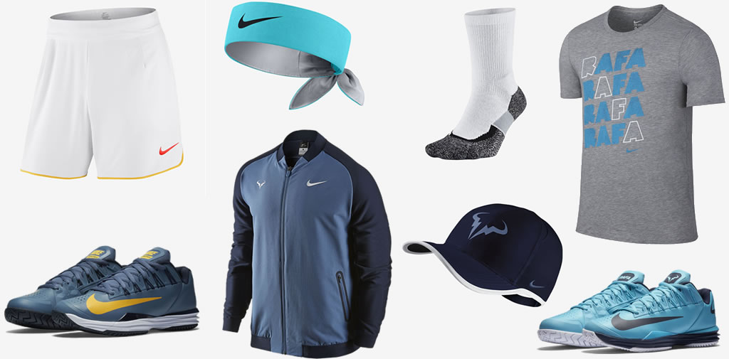 Here S Some Of The Best Rafael Nadal Tennis Gear By Nike