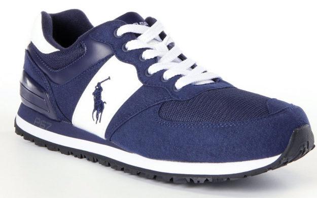 Ralph Lauren Slaton Tech Pony Sneaker