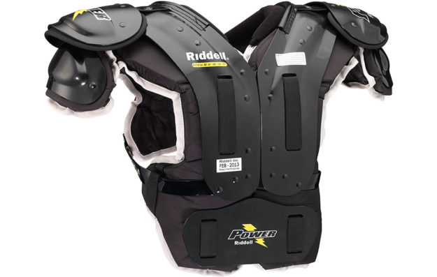 Riddell Youth Football Shoulder Pads