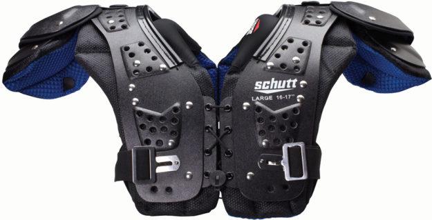 Schutt Mid Flex 4.0 Shoulder Pads