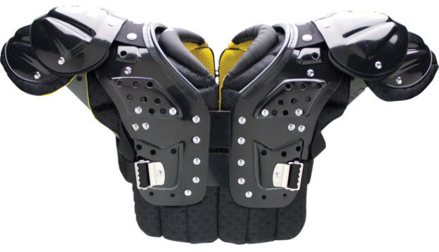 Schutt Y Flex 2.0 Youth Football Shoulder Pads