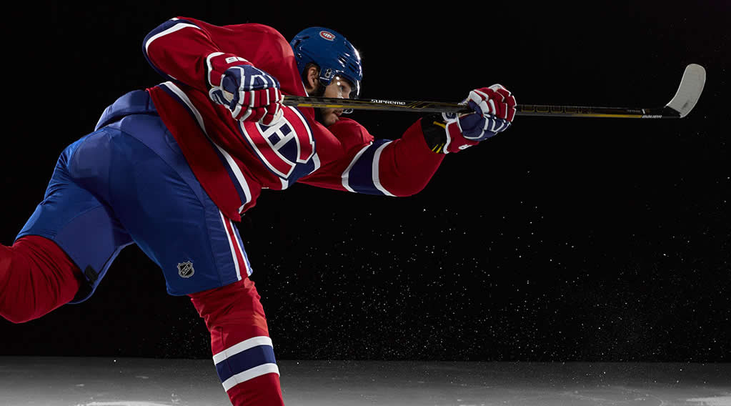 Supreme 1S Composite Ice Hockey Stick by Bauer