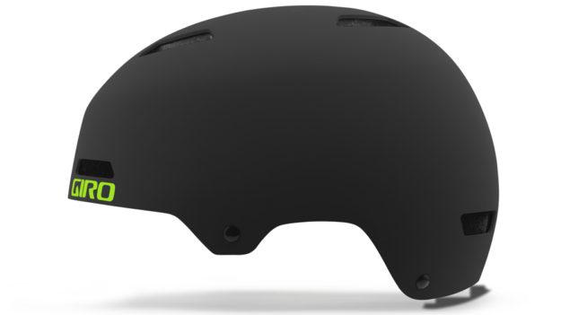 Black Giro Silo Helmet