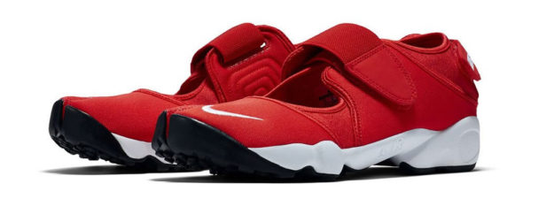 Nike 2016 Red Air Rift Collection