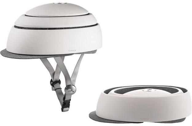 White Closca Fuga Helmet