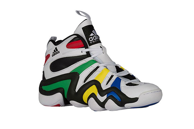Adidas Crazy 8 Gets A Special Colorway For The Olympics