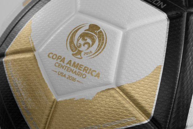 Copa America final Soccer Ball