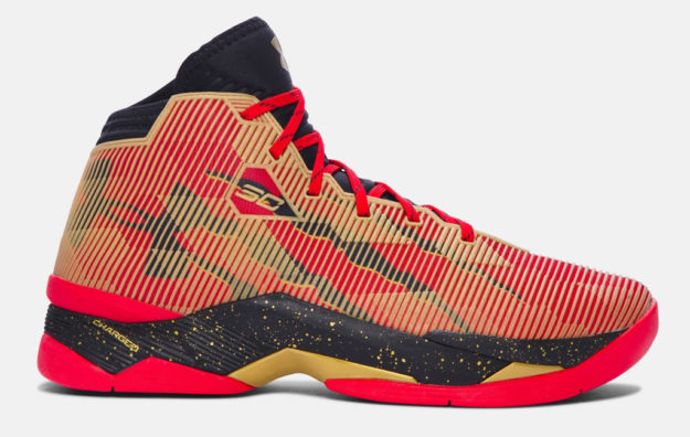 Curry 2.5 Limited Edition Basketball Shoe By Under Armour