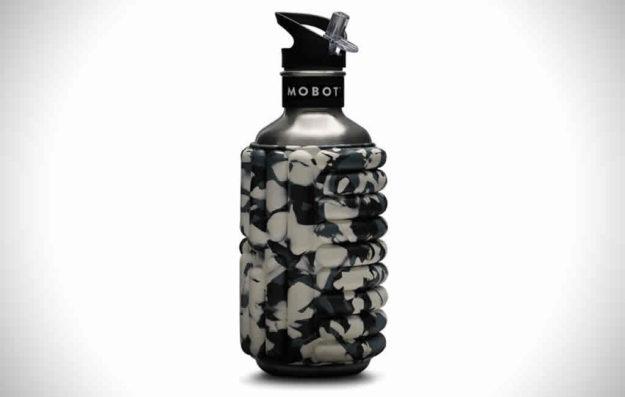 Mobot Foam Roller Bottle