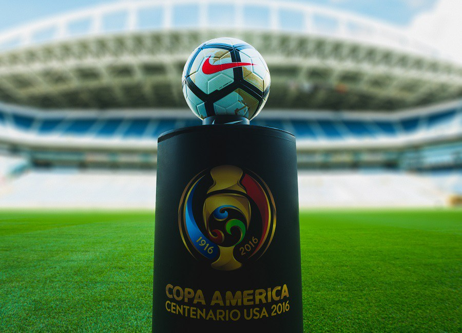 Official Copa America Centenario Final Ball