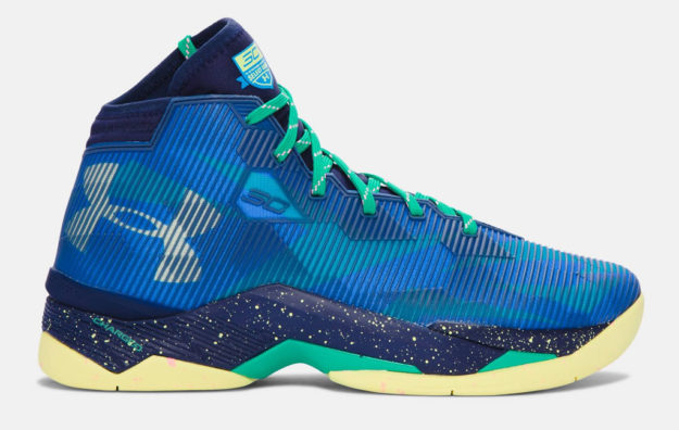 Select Curry 2.5 Limited Edition Basketball Shoe By Under Armour